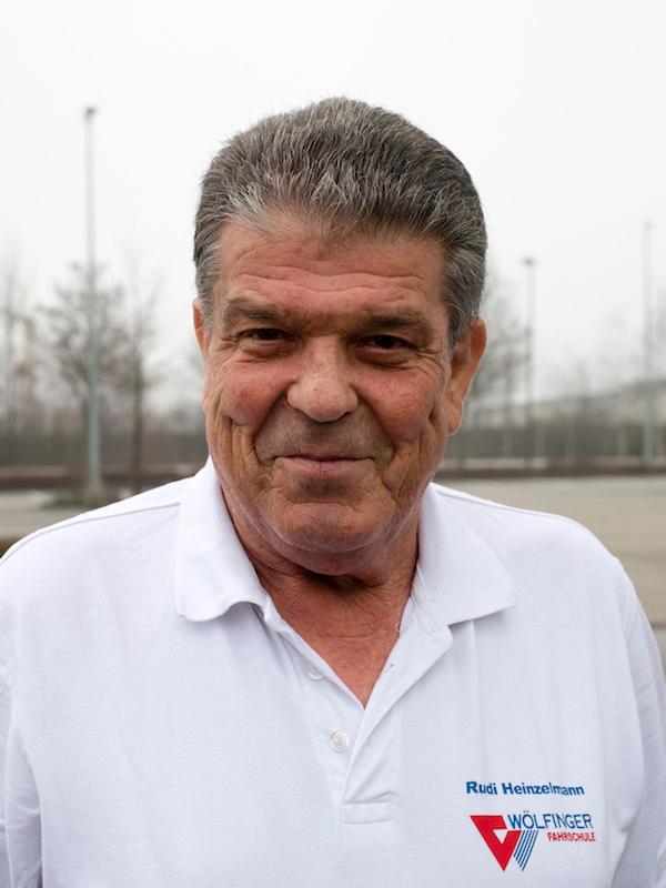 Rudi Heinzelmann